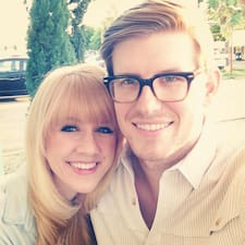 Profil utilisateur de Katherine & Andrew