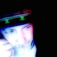 Gerald felhasználói profilja