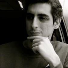 José Angel felhasználói profilja