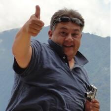 Esteban Agustin is the host.