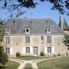 Perfil de usuario de Chateau Boiscoursier