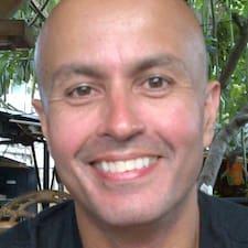 Dany felhasználói profilja