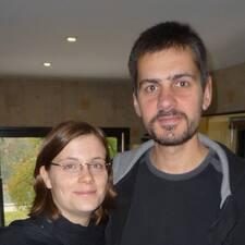 Profilo utente di Francois & Maria