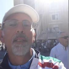 Perfil do usuário de Giuseppe