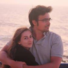 Nutzerprofil von Erwan & Dalia