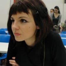 Profil utilisateur de Brunella