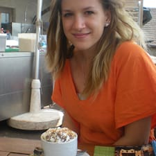 Profil Pengguna Krisztina