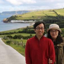 Profil utilisateur de Jong Kook & Nina