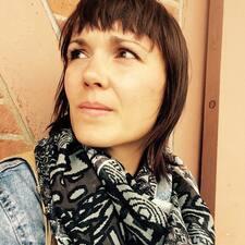 Luisa的用戶個人資料