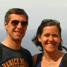 Nutzerprofil von Inès & Franck