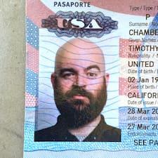 โพรไฟล์ผู้ใช้ Tim