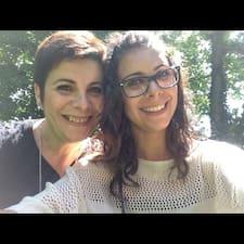 Corinne & Laura jest gospodarzem.