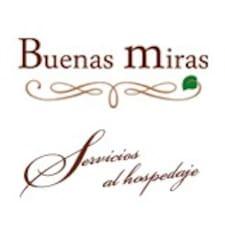 Perfil do usuário de Buenas Miras
