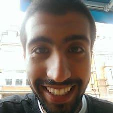 Perfil do usuário de Talal