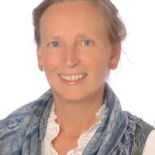 Henkilön Elke käyttäjäprofiili
