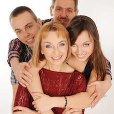 Henkilön Mirjana käyttäjäprofiili