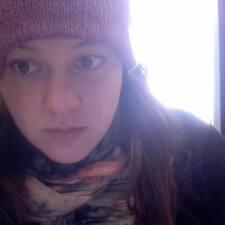 Madeleine felhasználói profilja