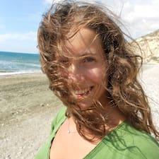 Zhanna User Profile