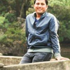 Akhil felhasználói profilja