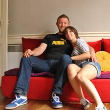 Marion & Fabien是房东。