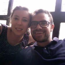 Profil Pengguna Mathilde & Julien