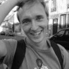 Gebruikersprofiel Arnaud