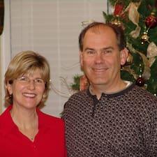 Jeff & Carol is the host.
