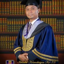 Wan Fareen Shazli User Profile