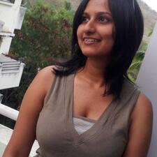 Dhanashri User Profile
