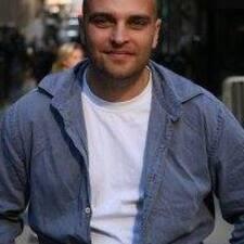 Yevgeny felhasználói profilja