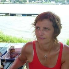 Profil Pengguna Virginie