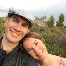 Profil Pengguna Marc-Olivier & Silja