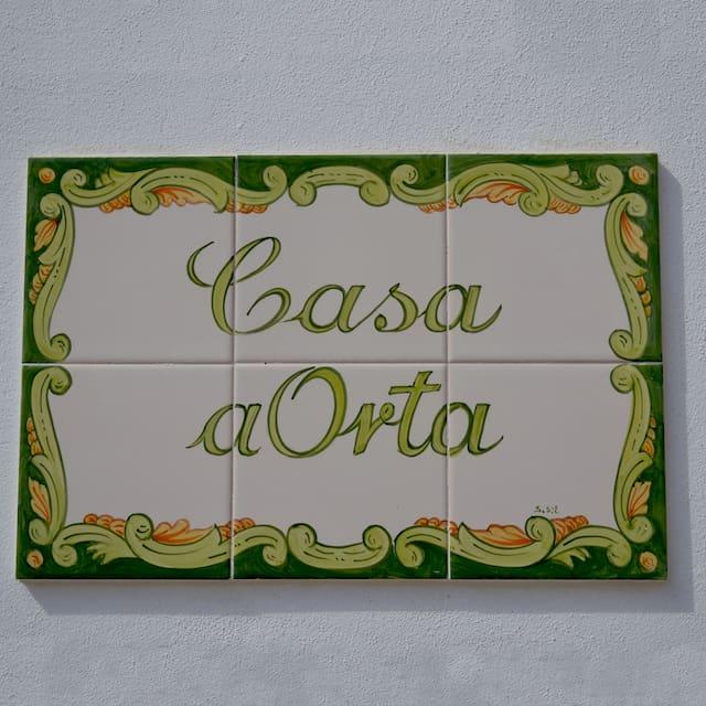 Casa AOrta님의 사용자 프로필