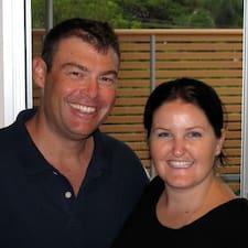 Profil utilisateur de Tanya & Scott