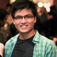Henkilön Nguyen käyttäjäprofiili