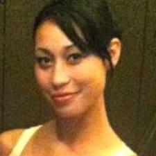Magdalene felhasználói profilja