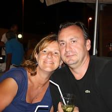 โพรไฟล์ผู้ใช้ Stéphanie & Marcos