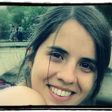 Henkilön María käyttäjäprofiili
