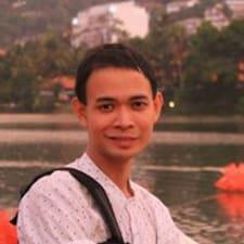 Profil korisnika Jaruphat