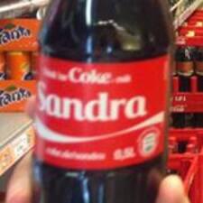 Sandra的用户个人资料
