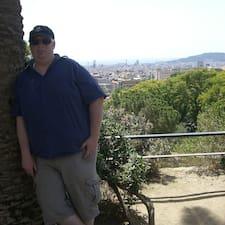 David felhasználói profilja