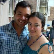 Pilar & Rob