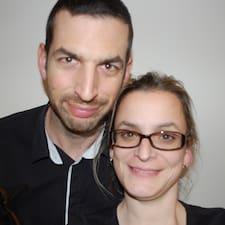Lucie & Ben Brukerprofil
