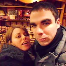 Profil Pengguna Mathieu & Marina