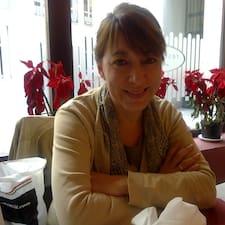 Eugenia ist der Gastgeber.