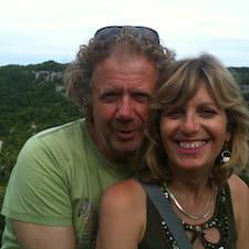Jean-Michel & Michèle是房东。