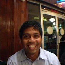 Chandramouli - Uživatelský profil