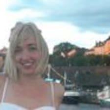 Cecelia felhasználói profilja