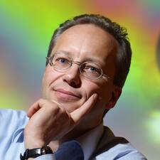 Profil Pengguna Frieder