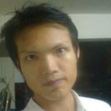 Threepat felhasználói profilja